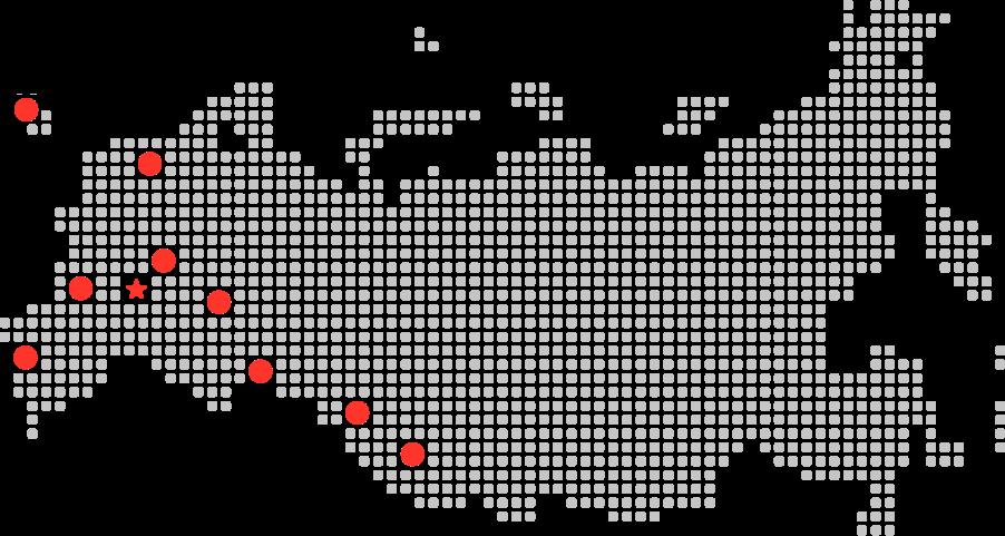 Региональные офисы